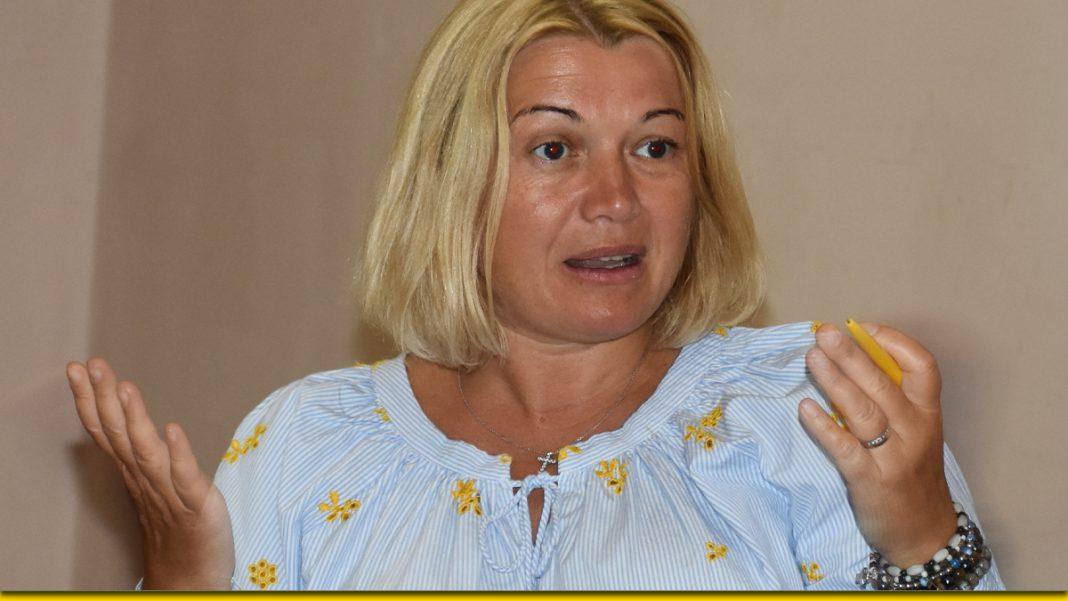 Геращенко влаштувала чергову істерику: їй соромно за Слугу народу