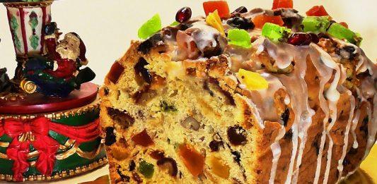 Італійський різдвяний кекс - рецепт несподіваного щастя для нашого свята