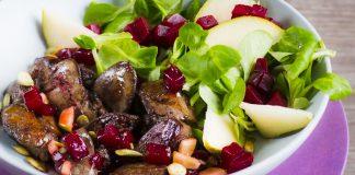 Ідеальна шпаргалка для найсмачніших салатів з буряка