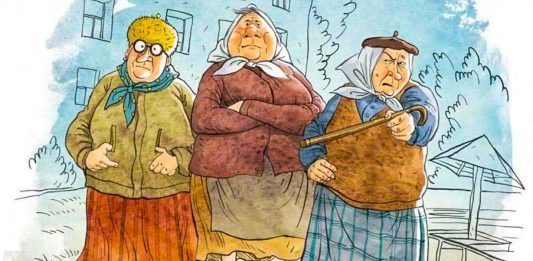Бабуся за знаком Зодіаку — гороскоп для чудового настрою
