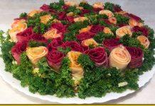 Букет троянд - салат в 100 разів смачніший за Олів'є