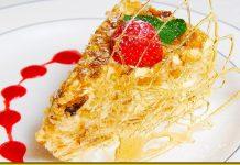 Лінивий Наполеон - надзвичайний торт за 20 хвилин