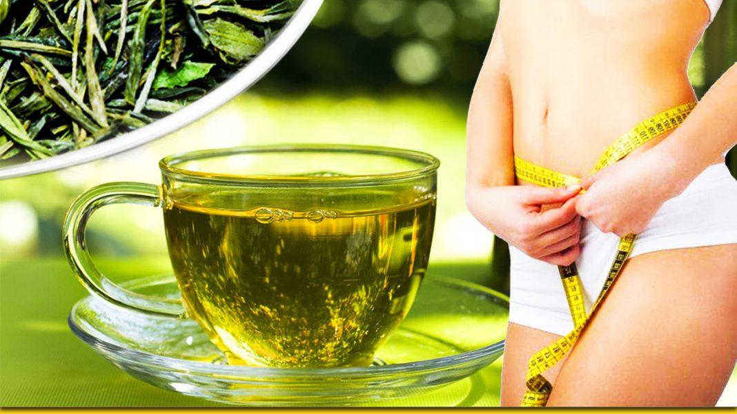 Натуральний чай для схуднення - прибираємо все зайве за місяць
