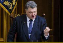 Порошенко обурюється: Нова влада віддала зброю в руки Путіна