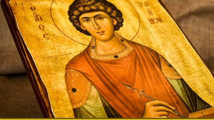 Найсильніша молитва про здоров'я Пантелеймону Цілителю