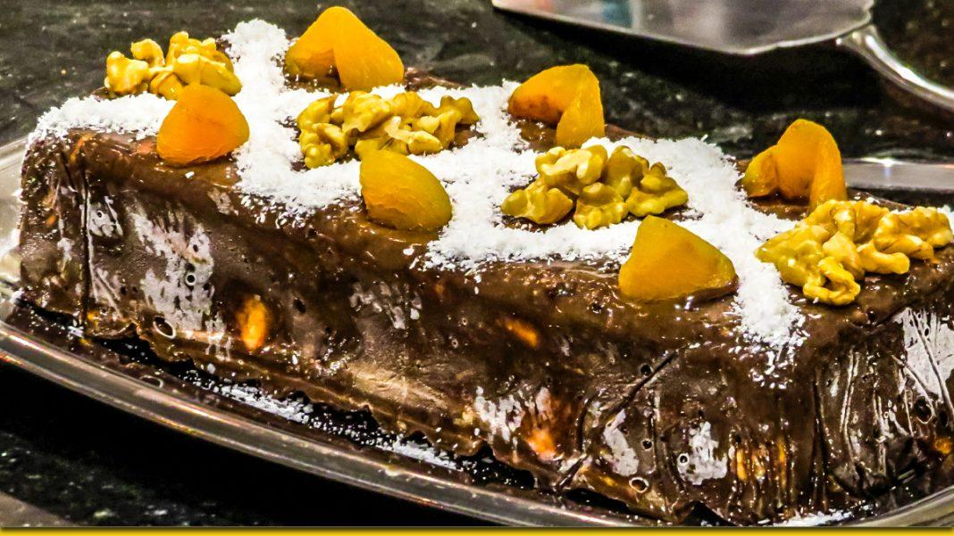 Горіхова спокуса - рецепт торта з Італії