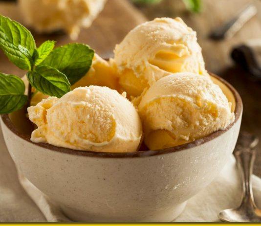 Мандариновий принц - чудове морозиво без зайвого клопоту