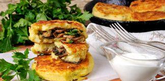 Картопляні зрази - найсмачніша страва для сімейної вечері