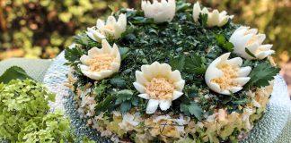 Шуба відпочиває - рецепт нового салату з оселедця