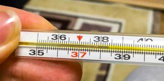 Виміряти температуру без градусника: є прості способи