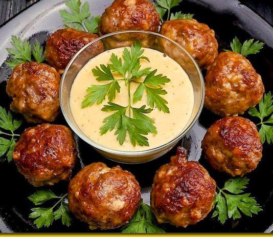 Курячі кульки з сиром — смачна радість на столі