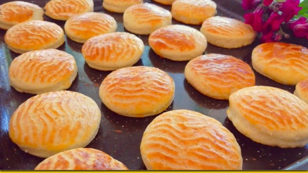 Розсипчасте печиво на згущеному молоці — смакота за 25 хвилин