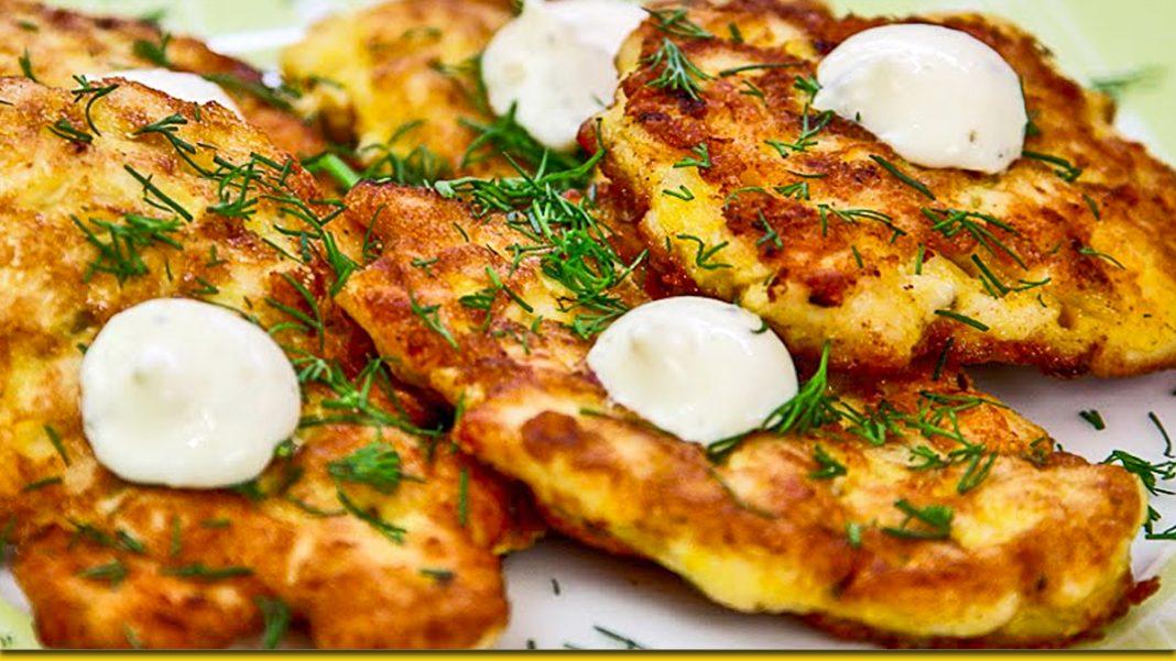 Курячі оладки — соковита страва родом з Албанії