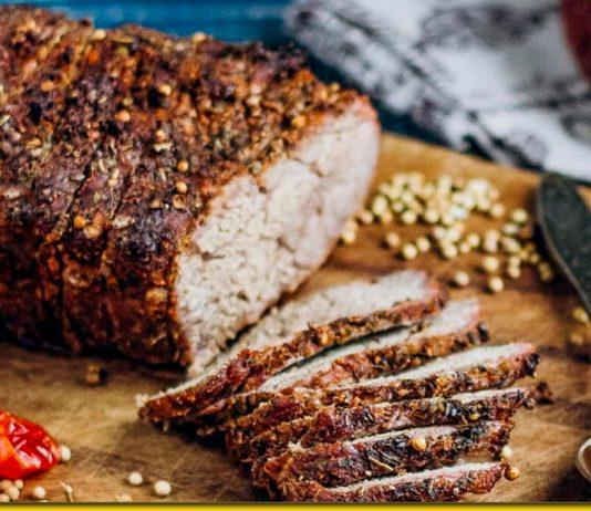 Секрети запікання цілого шматка м'яса: неймовірний смак гарантовано