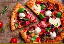Секрет італійської піци — повітряне тісто, яке тане в роті