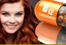 Вітамін В12 - все, що потрібно для шикарного волосся. Народні рецепти