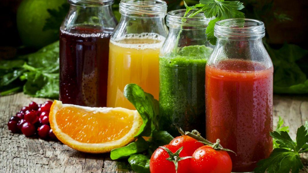 Соки з фруктів і овочів — рецепти для тих, хто не любить таблетки