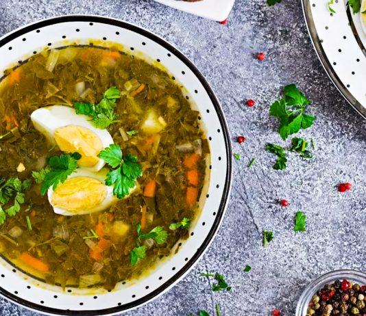 Домашній зелений борщ — секрети приготування ідеального блюда