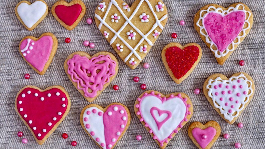 Сирне печиво Мигдальне серце - шикарна домашня випічка