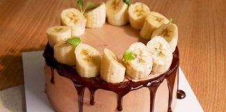 Пташине молоко з бананами — чудовий десерт для ласунів