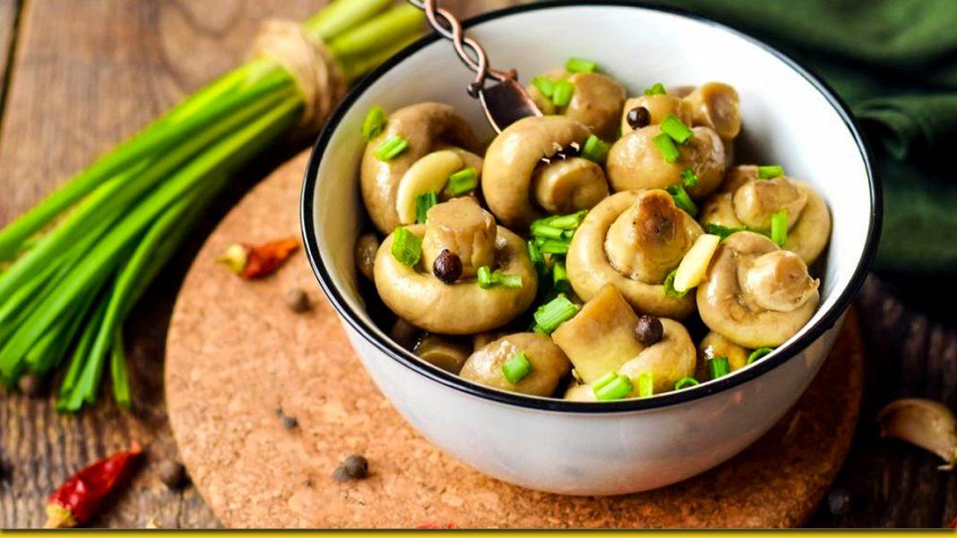 Мариновані грибочки по-домашньому — душевний рецепт для всієї родини