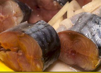 Скумбрія на смак як лосось — секретний маринад за 24 години