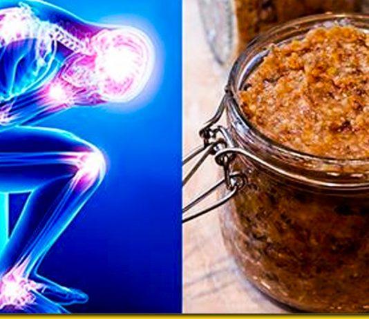 Домашній бальзам для зміцнення кісток і суглобів — на 100% натуральний засіб