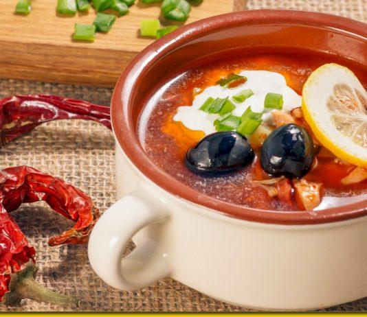 Рибна солянка по-монастирськи — рецепт на вагу золота