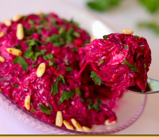Смачний буряковий салат — правильна вечеря для краси і здоров'я