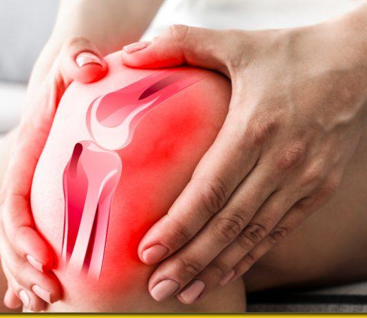 Натуральний компрес при болях в колінах — всього два інгредієнти