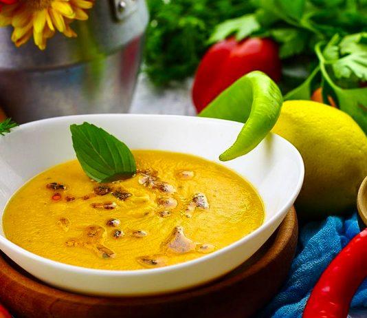 Турецький суп-пюре з червоної сочевиці — неймовірний рецепт від Сталика Ханкишиева