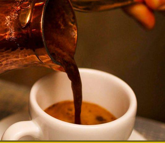 Запашна кава, краще, ніж у Туреччині — покроковий рецепт для турки