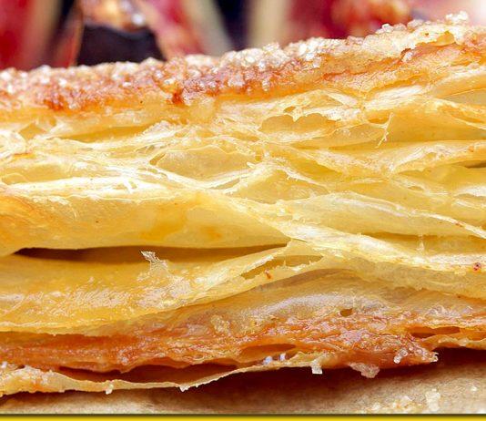 Листкове тісто без зайвих рухів - не рецепт, а знахідка