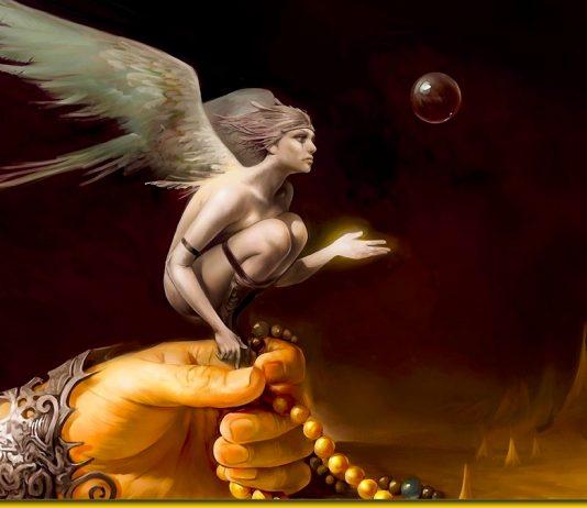 Один день з життя янголів - чарівна, але дуже правдива історія