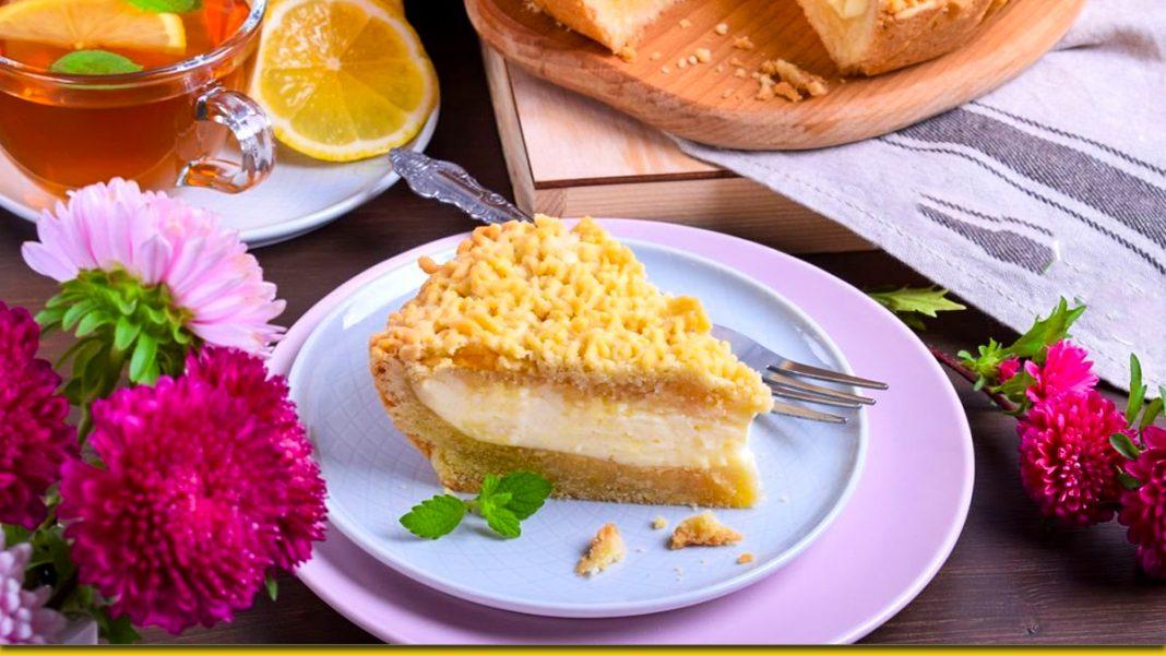 Тертий пиріг з сиром — смак, який повертає в дитинство