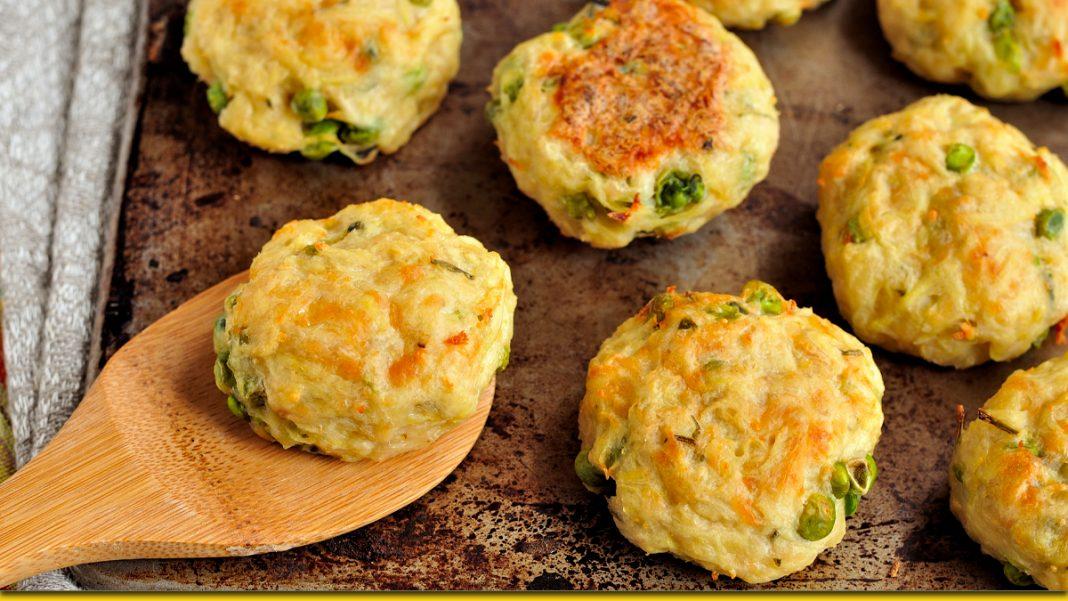 Ароматні овочеві котлети в духовці — ніжний смак і хрустка скоринка