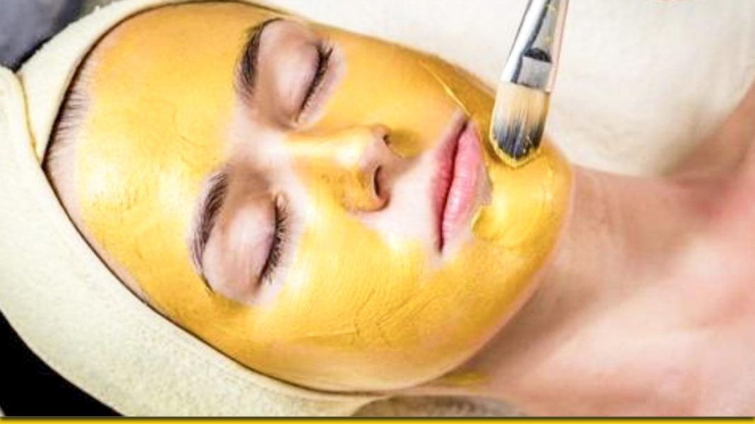 Чарівна маска Банан + імбир - мінус десять років за 30 хвилин