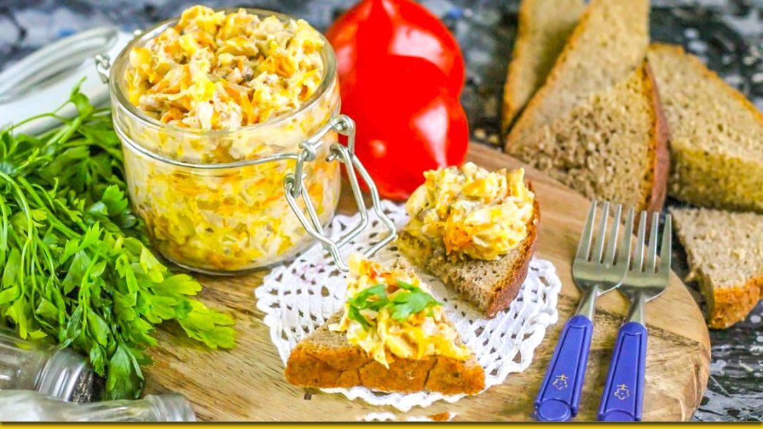 Ніжний курячий паштет — французький рецепт для ідеального сніданку