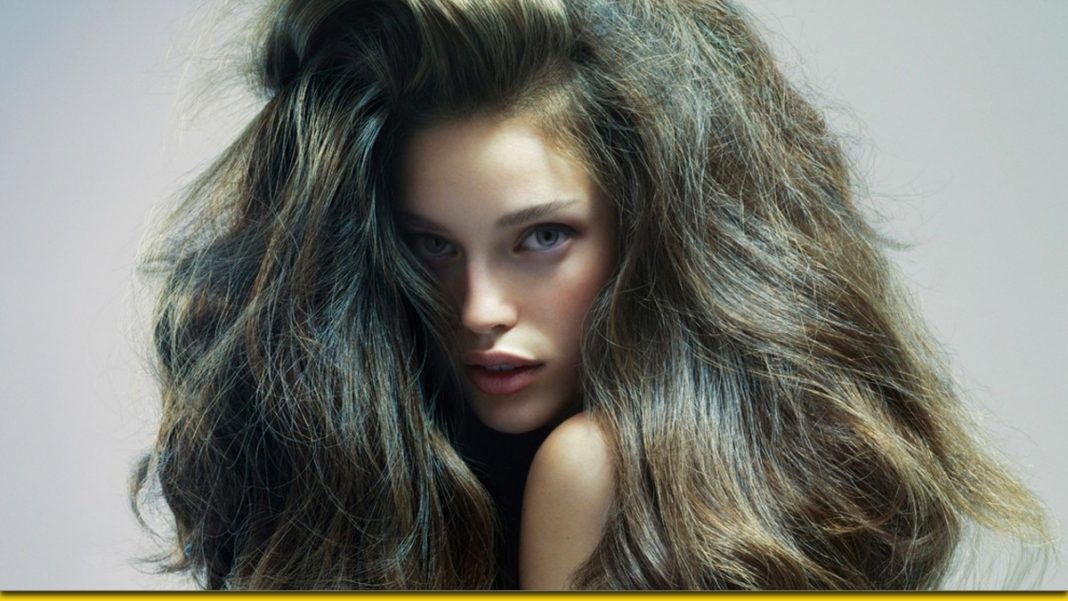 Маска для шикарного об'єму волосся — ефект приголомшливий