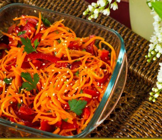 Соковиті морквяні салати — рецепти, які перетворюють будні на свята