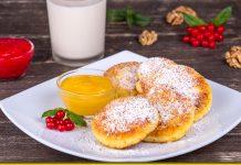 Сирники з тертим яблучком — ніжний десерт смачніше будь-якого тістечка