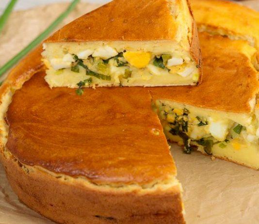 Зразковий рецепт для заливних пирогів — правильний склад для ідеального смаку
