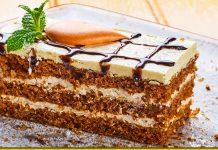 Морквяний торт з ананасами - смак, який не передати словами