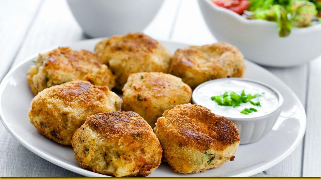 Картопля, гречка і грибочки - рецепт ароматних котлеток для пісного меню