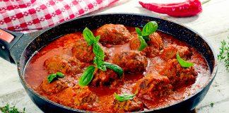 Ніжні тюфтельки в соусі — ніхто не здогадається, що без м'яса