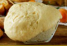 Швидке дріжджове тісто - 10 хвилин і все готово